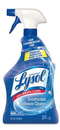 LYSOL® Professional Citric Acid Disinfectant Bathroom ...