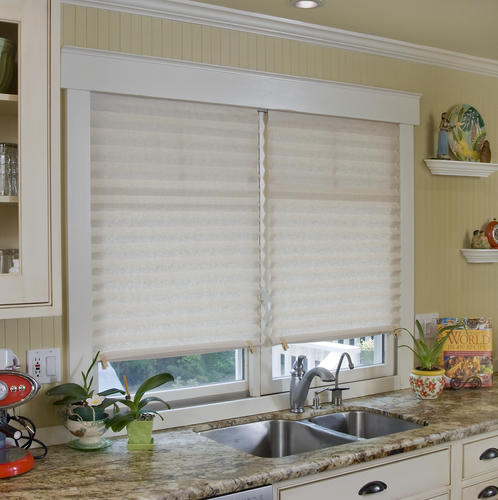 Redi Shade Trim At Home Light Filtering Cordless Pleated Shade 36w