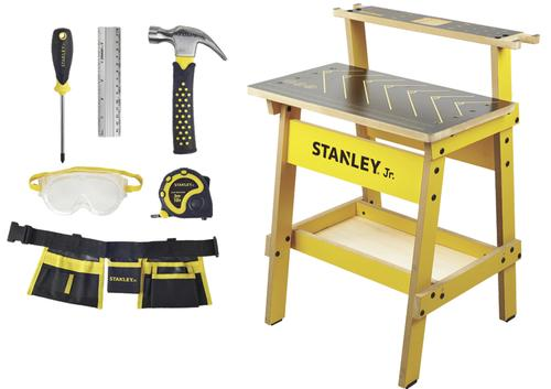 Brilliant Stanley Jr Kids Workbench And 6 Piece Toolset At Menards Gamerscity Chair Design For Home Gamerscityorg