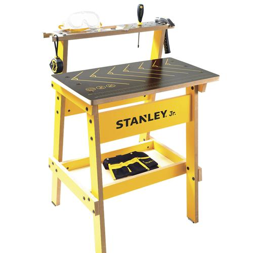 Excellent Stanley Jr Kids Workbench And 6 Piece Toolset At Menards Gamerscity Chair Design For Home Gamerscityorg