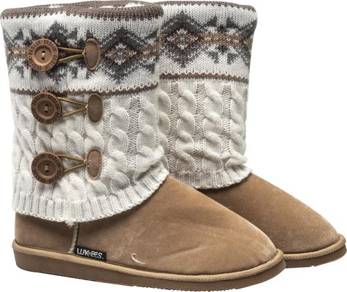 2ccf9a0e2f6d2b LUK-EES by MUK LUKS® Ladies  Cheryl Cuff Boots - Assorted at Menards®