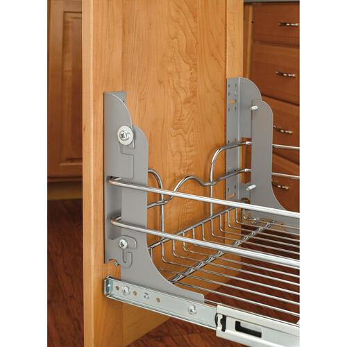 Rev A Shelf 174 Metallic Silver Door Mounting Kit At Menards 174