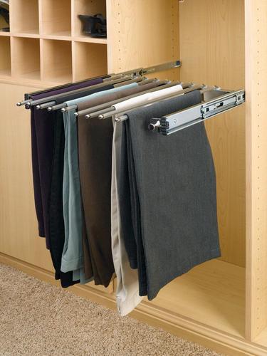 Rev A Shelf 18 Closet Pull Out Pants Rack