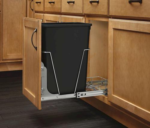 Rev A Shelf® Metallic Silver Door Mounting Kit At Menards®
