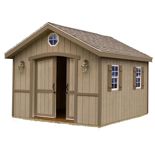best barns cambridge 10 x 12 shed kit without floor at menards