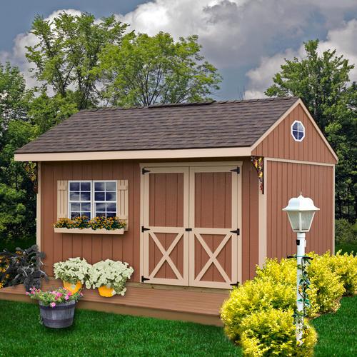 best barns northwood 10 x 14 shed kit without floor at menards - Garden Sheds Menards