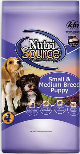 Nutrisource Small Medium Breed Puppy Food 30 Lb At Menards