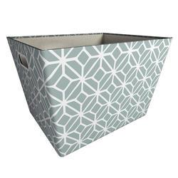 Rgi Home Large Fabric Rectangular Tapered Bin At Menards 174