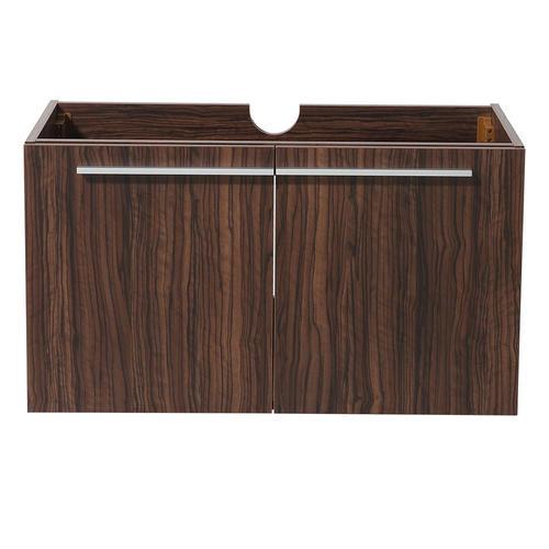"Fresca Vista 36""W x 19""D Bathroom Vanity Cabinet at Menards®"