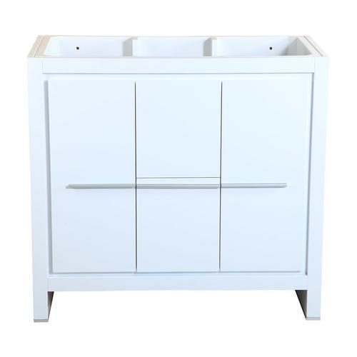 "Fresca Allier 36""W x 18""D Bathroom Vanity Cabinet at Menards®"
