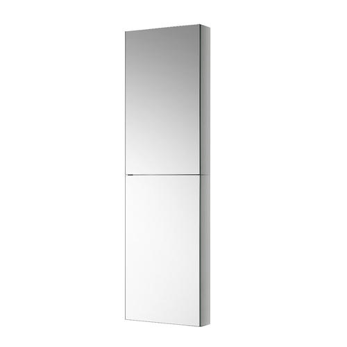 fresca 52 tall bathroom medicine cabinet with mirrors at menards rh menards com