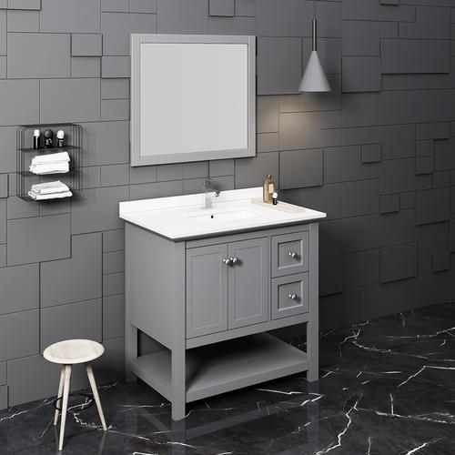 20 best bathroom quartz countertops mages on pnterest.htm fresca 36 w x 20 d gray manchester vanity and vanity top with  gray manchester vanity and vanity top