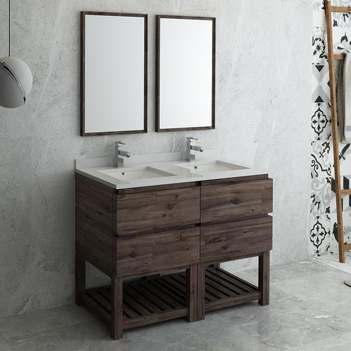 20 best bathroom quartz countertops mages on pnterest.htm fresca 48 w x 20 d gray brown formosa vanity and vanity top with  gray brown formosa vanity