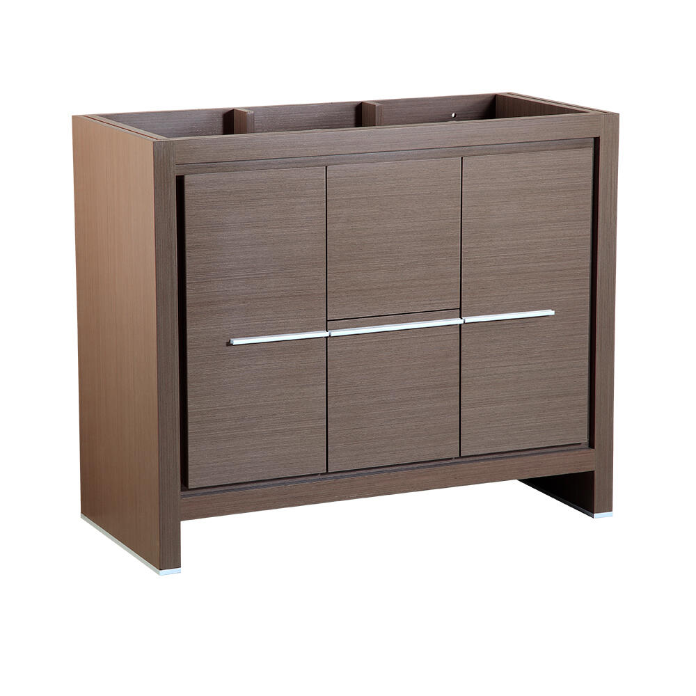 Fresca Allier 40 W X 18 D Bathroom Vanity Cabinet At Menards