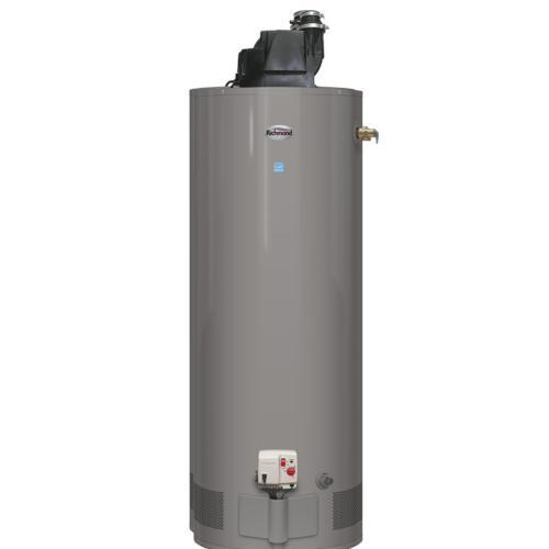 Richmond 174 Essential 174 50 Gallon Tall Power Vent 6 Year