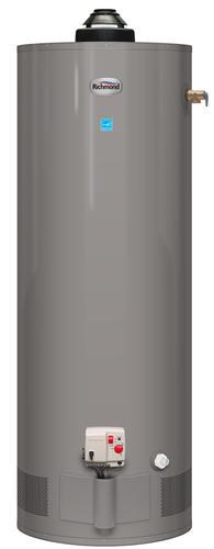 Richmond 174 Essential Plus 174 50 Gallon 9 Year Natural Gas