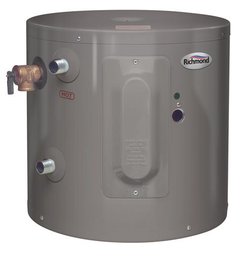 Richmond® Essential® 6 Gallon 6-Year Electric Water Heater at Menards®Menards