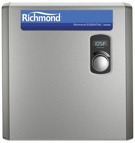 Richmond 174 Essential 174 27 000w Tankless Electric Water