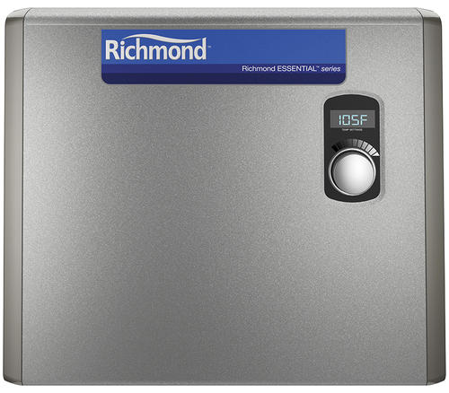 Richmond 174 Essential 174 36 000w Tankless Electric Water