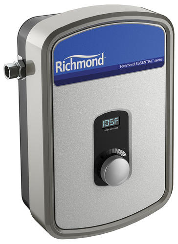 Richmond 174 Essential 174 13 000w Tankless Electric Water