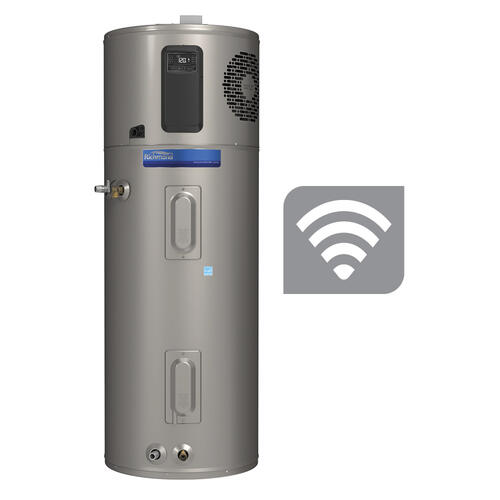 Richmond 50 Gallon Hybrid Smart Electric Water Heater 15 Amp At Menards