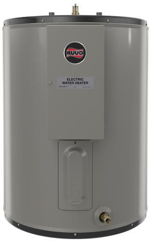 Ruud 30 Gallon Short Light Duty Electric Commercial Water Heater
