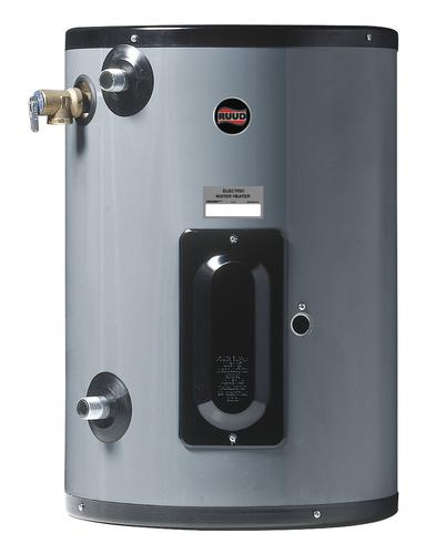 Ruud Reg 10 Gallon Point Of Use Electric Commercial Water Heater