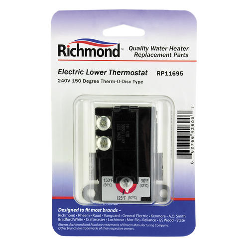 Richmond® Electric Water Heater Thermostat at ards®