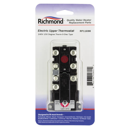Richmond® Electric Water Heater Thermostat at Menards®Menards