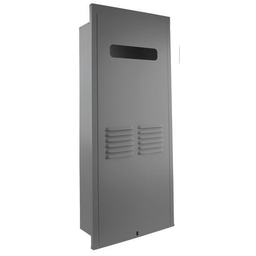 protech tankless water heater recess box kit at menards®