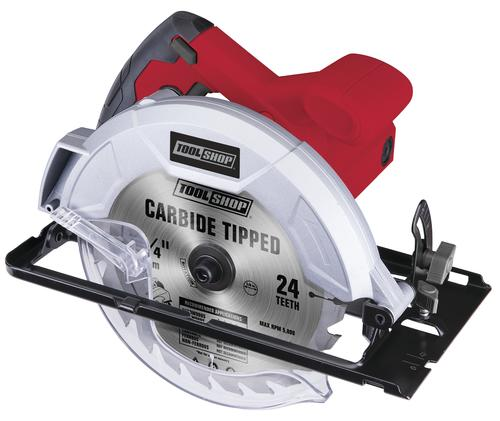 Tool Shop 10 Amp Corded 7 1 4 Circular Saw At Menards