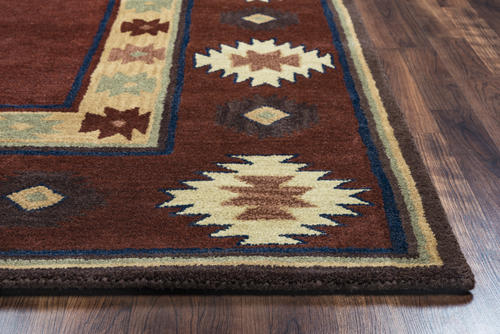 Rizzy Home Southwest Area Rug 3 X 5 At Menards