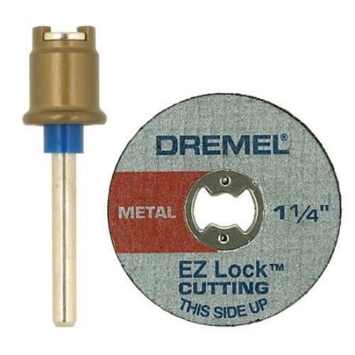 Dremel ez402/EZ Lock mandril