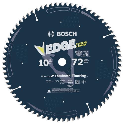 Bosch Edge 10 Circular Saw Blade At Menards