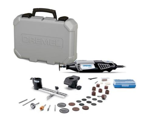 dremel® 1.6-amp corded rotary tool with 32 piece kit at menards®