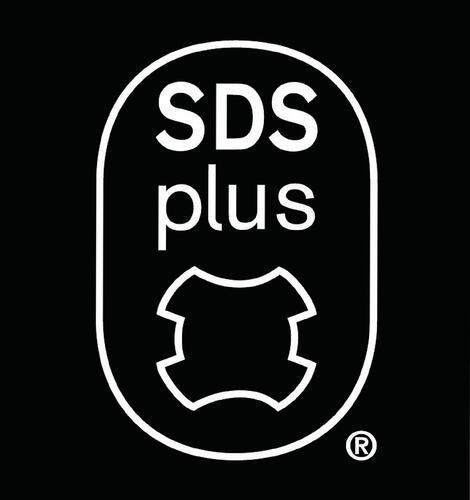 Sds-Plus S4L Rotary Hammer Bit Bosch Hc2031-7//32 In X 6 In