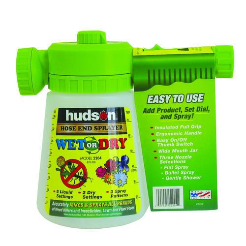 36 oz  Wet or Dry Hose End Sprayer at Menards®