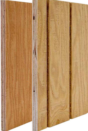 Roseburg Sound Douglas Fir No Groove Plywood Siding At Menards