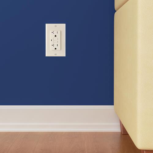 Smart Electrician® 20-Amp Self-Test GFCI Outlet 3-Pack at Menards®