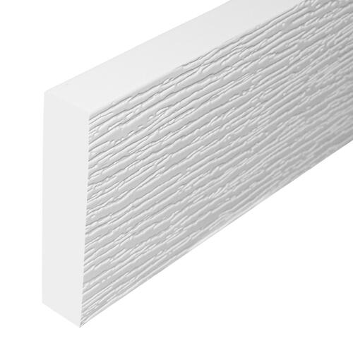 Royal® Building Products 1-1/4 x 4 White PVC Trim Board at ...
