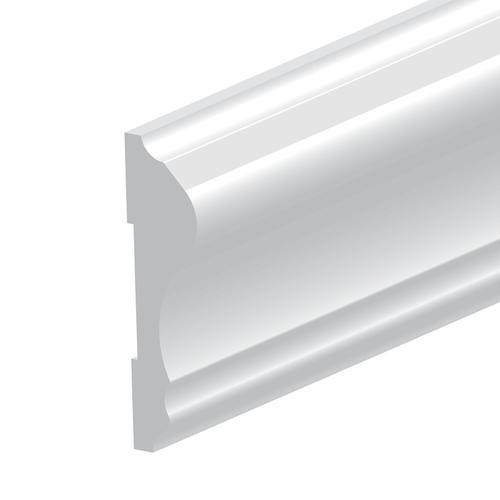 Royal® Building Products 11/16 X 2-5/8 X 8' White PVC