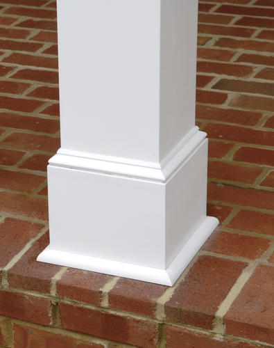 Royal Building Products 1 x 16' White PVC Trim Board at Menards®