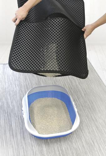 Fresh Kitty 174 The Grate Large Sifting Litter Mat 24 Quot X 28