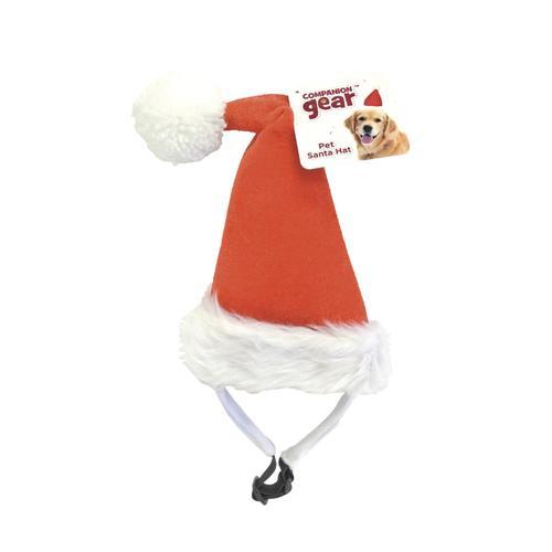 ad8ac6cc3 Companion Gear™ Pet Santa Hat Holiday Headband at Menards®