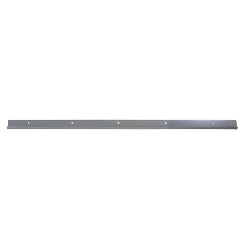 Rubbermaid Fasttrack Closet Satin Nickel Wire Closet Hang Rail At Menards
