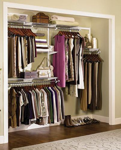 Merveilleux Rubbermaid® Configurations® Classic Closet Kit At Menards®