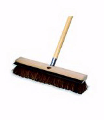 Wood Block Deck Brush With Squeegee Palmyra Fill At Menards