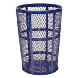 Outdoor Decorative Garbage Containers At Menards 174