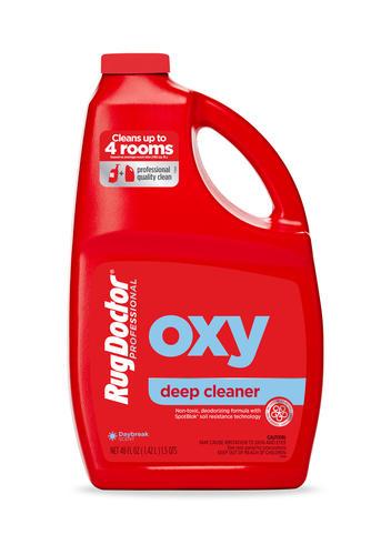 Rug Doctor Oxy Steam Carpet Cleaner 48 Oz At Menards