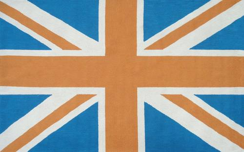 Union Jack Indoor Outdoor Area Rug